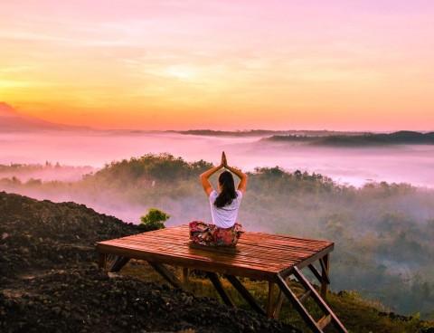 Yoga ternyata Mampu Mengatasi Rasa Kangen