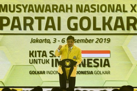 Airlangga Proposed to Become Golkar's Presidential Candidate in 2024