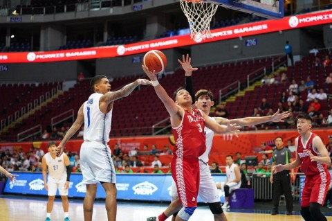 Buntut 29 <i>Turnover</i>, Timnas Basket Indonesia Dikalahkan Thailand