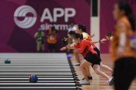Indonesia Raih Emas ke-17 dari Bowling