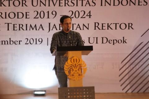 Nadiem Bakal Sederhanakan Regulasi di Pendidikan Tinggi
