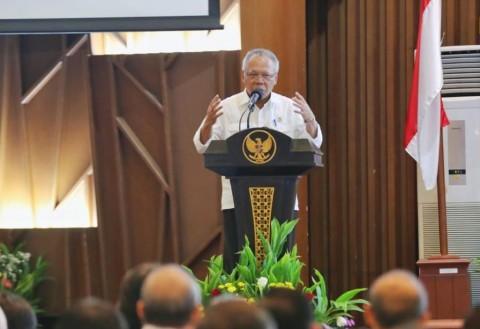 Menteri Basuki Tolak Pembentukan <i>Holding</i> BUMN