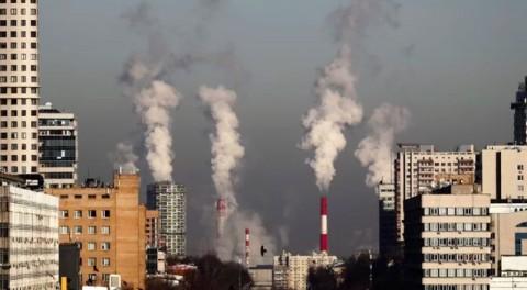 Gas Alam Catat Rekor Emisi CO2 pada 2019