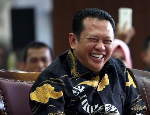 Ical Bantah Mundurnya Bamsoet Barter Kursi Ketua MPR