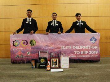Kotak Pendingin Ramah Lingkungan Karya ITS Juara di Korea