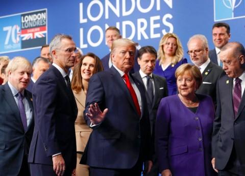 Trump Jadi Bahan Tertawaan Para Pemimpin Negara NATO