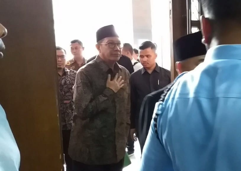 Lukman Mengaku Romi Rekomendasikan Nama Buat Kakanwil Jatim   Medcom.id