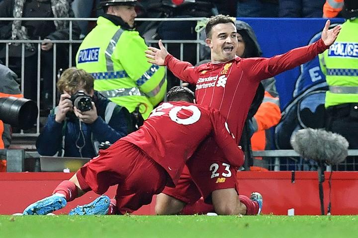 Derby Merseyside, Liverpool Tekuk Everton 5-2