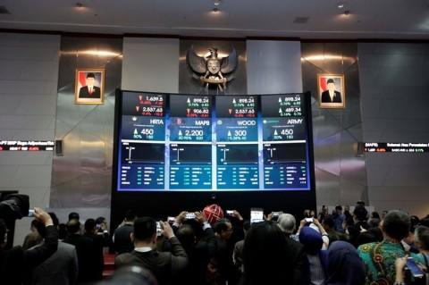 Bursa Regional Tertekan, IHSG Berpotensi <i>Rebound</i>