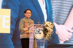 Success of Democracy Is Associated with Increasing Inclusivity: FM Retno
