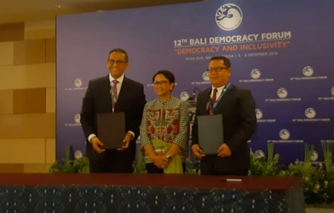 Kemampuan UMKM Ditingkatkan, Bukti Demokrasi Makmurkan Rakyat