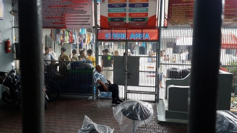 Ribuan Napi di Jabar Dibebaskan Lebih Cepat