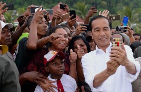 Terpilih jadi Tokoh Asia 2019, Kepemimpinan Jokowi Diakui Dunia