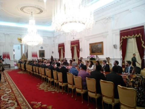 Jokowi Urges US Investors to Assist Infrastructure Development