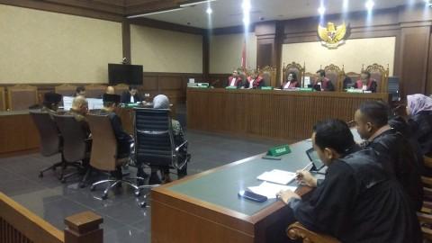 Jaksa Tuntut Hak Politik 4 Eks Legislator Lamteng Dicabut