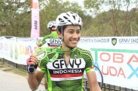 Aiman Cahyadi Sabet Emas ke-23 untuk Indonesia