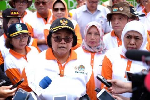 Menteri LHK Sebut Pemulihan Lingkungan Masalah Serius