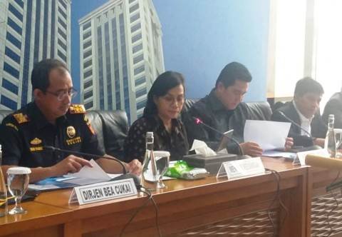 Sri Mulyani Sanksi Penyelundup Harley di Garuda