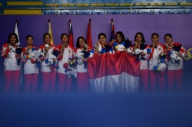 Update Medali SEA Games 2019: Tambah 10 Emas, Indonesia Tembus Tiga Besar