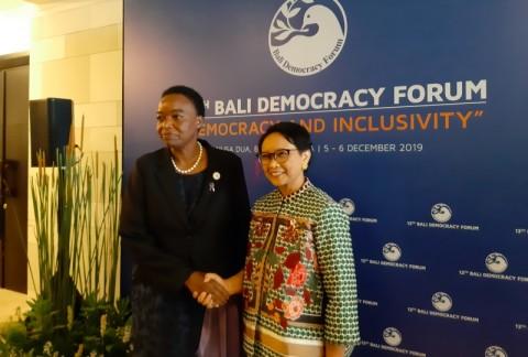 Calonkan Diri di DK PBB, Kenya Belajar dari Indonesia