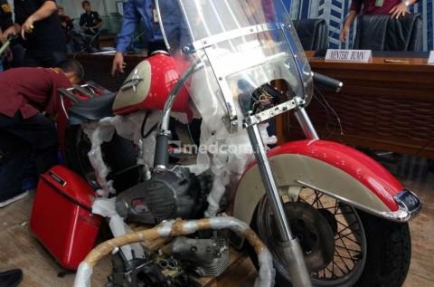 Ini Dia Pemilik Harley-Davidson Selundupan di Pesawat Garuda