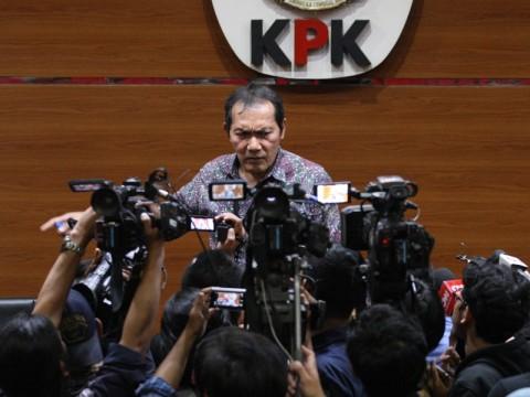 KPK Siap Bantu Usut Penyelundupan di Garuda