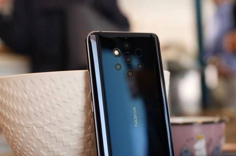 Nokia 9 PureView Siap Kebagian Android 10