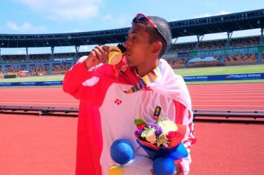 Klasemen Medali SEA Games Siang Ini: Indonesia Urutan Tiga