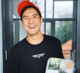 Jelang Tokyo Marathon, Daniel Jadi Vegetarian