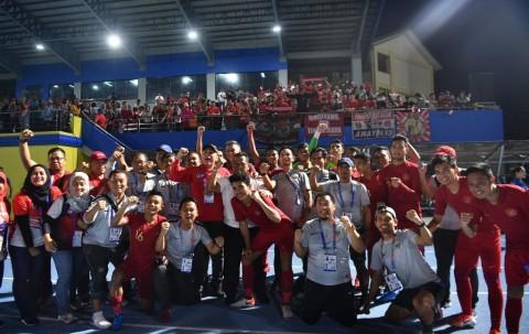 Komentar Andy Setyo Usai Indonesia U-23 Lolos ke Semifinal