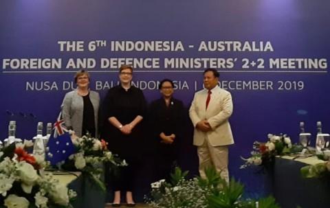 Indonesia-Australia Komitmen Percepat Kemitraan Ekonomi Komprehensif