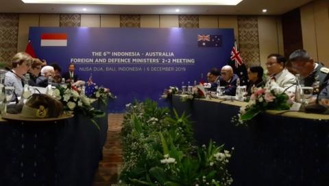 Indonesia akan Tukar Informasi Intelijen di Laut dengan Australia