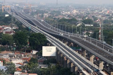 Tol Layang Jakarta-Cikampek Beroperasi 15 Desember