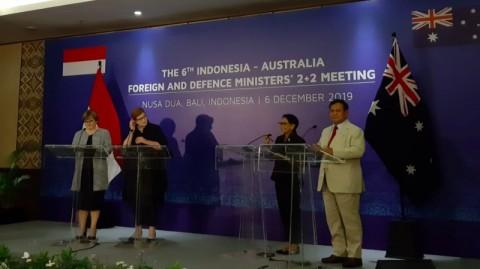 Australia Selalu Menjadi Mitra Strategis Indonesia