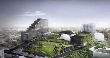 Desain Hotel di Taman Ismail Marzuki Diubah Jadi Wisma Seniman