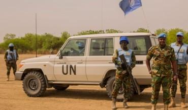 Sudan Selatan Bentrok, Pasukan PBB Turun Tangan