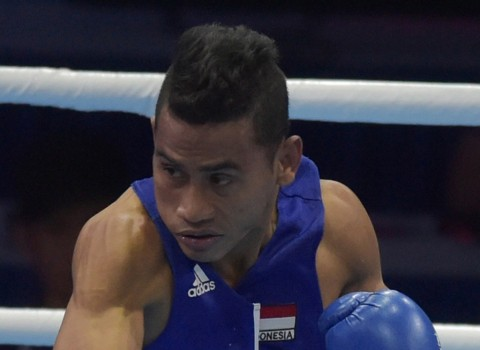 SEA Games 2019: Dua Petinju Indonesia Lolos ke Final