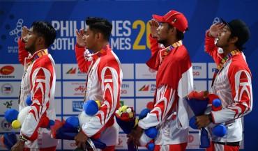 Update Medali SEA Games 2019: Tambah 12 Emas, Indonesia Duduki Posisi Dua