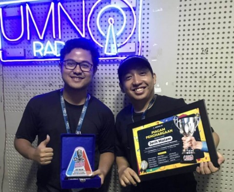 Kompetisi Layar Radio Mahasiswa 1 Lahirkan Penyiar Baru
