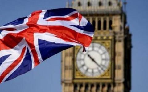 November, Aktivitas Sektor Jasa di Inggris Tertekan