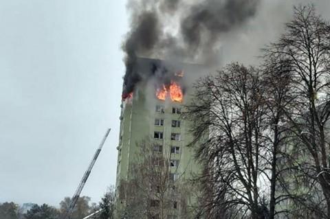 Ledakan Gas Guncang Apartemen di Slovakia, 5 Tewas