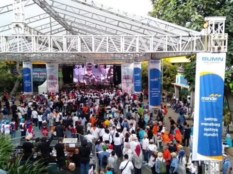 RAN hingga /rif Meriahkan Reuni SMA 6 Jakarta