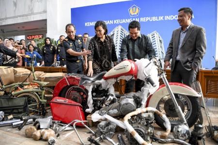 Skandal Harley Ilegal Tak Berhenti di Ari Askhara