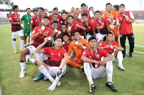 Indonesia All Star Juara Ketiga U-20 International Cup 2019