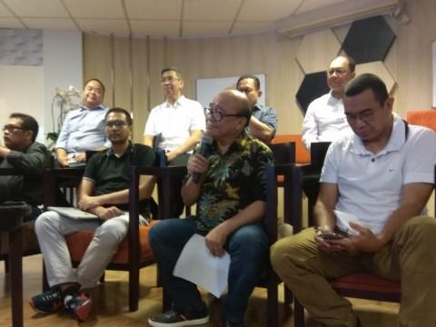 Karyawan Garuda Diminta Tetap Fokus Bekerja