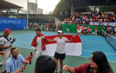 SEA Games 2019: Christo/Aldila Tambah Pundi Emas Indonesia