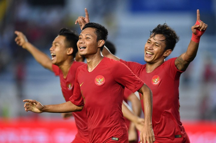Timnas Indonesia Melaju ke Final SEA Games 2019