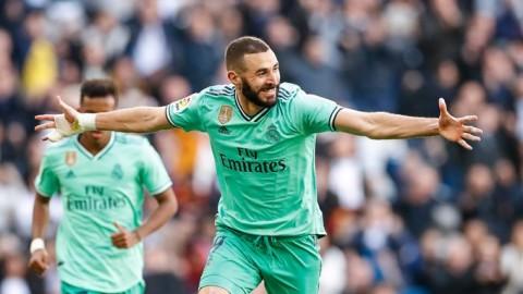 10 Pemain Real Madrid Tekuk Espanyol