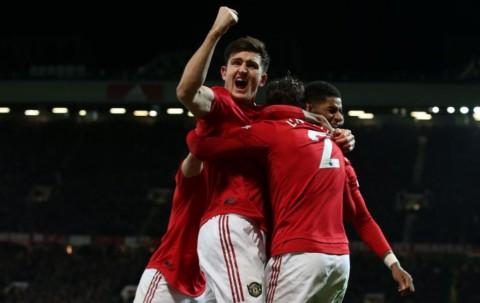 Susunan Pemain Manchester City vs Manchester United