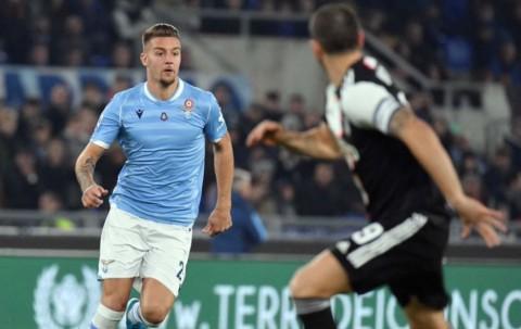 Juventus Tumbang di Markas Lazio